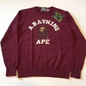 Other - BAPE SWEATER